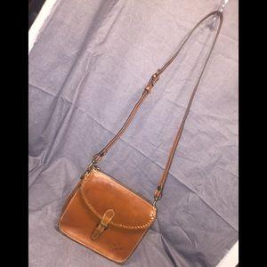 Patricia Nash Vintage Italian Leather Crossbody
